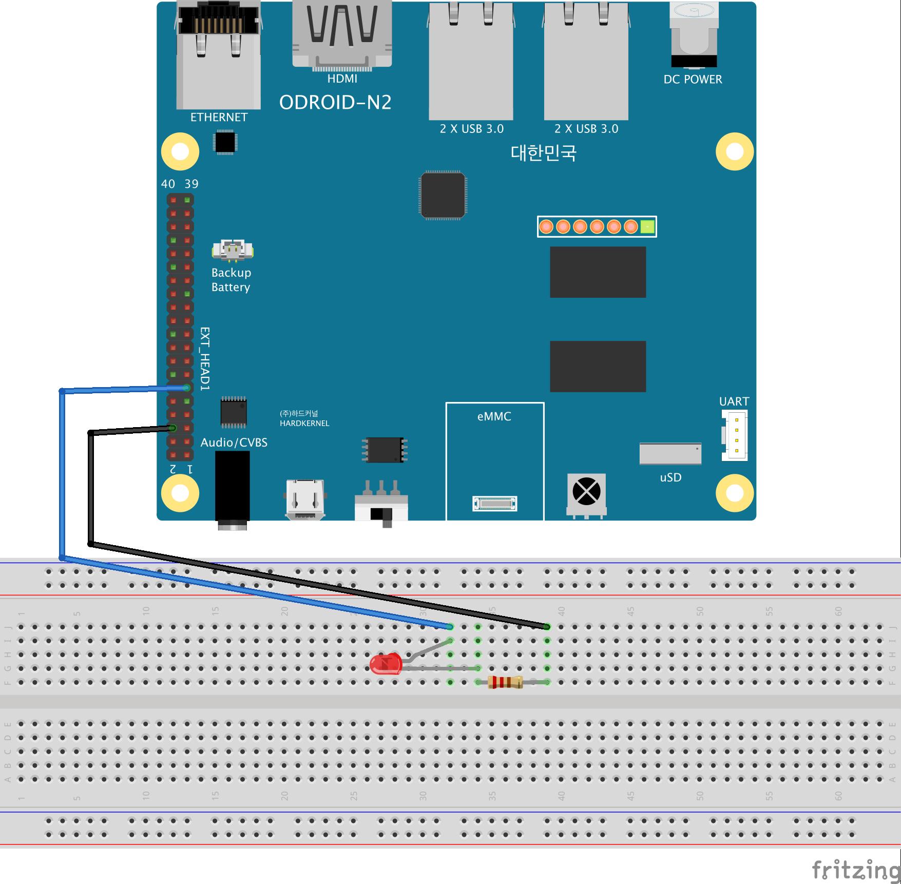 Swell Odroid C1 Wiringpi Python Basic Electronics Wiring Diagram Wiring Database Denligelartorg
