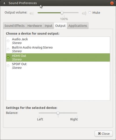 odroid-n2:application_note:sound [ODROID Wiki]