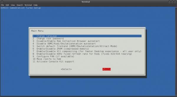 odroid-xu4:software:ogst_console_kit [ODROID Wiki]